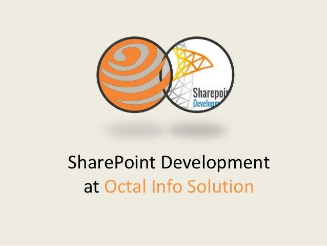 Custom SharePoint Development