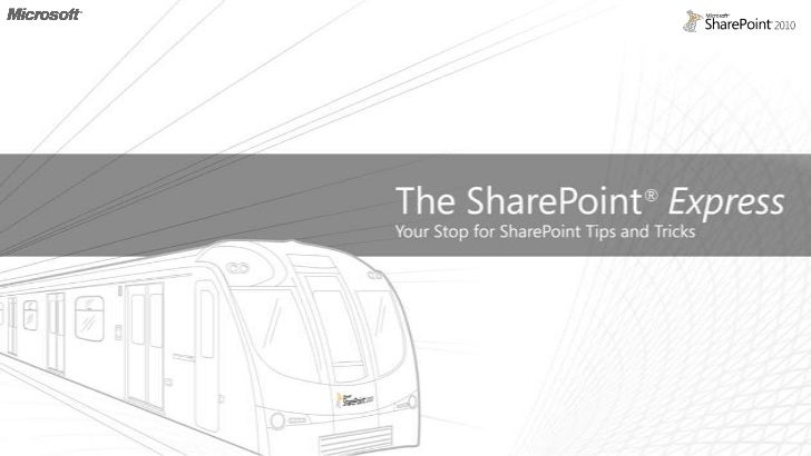 SharePoint Express - 3 Ways to Become a Meeting Master