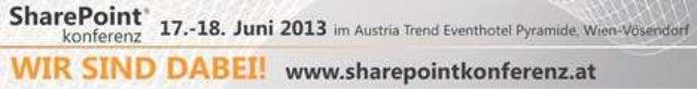 Sharepoint konferenz, wien