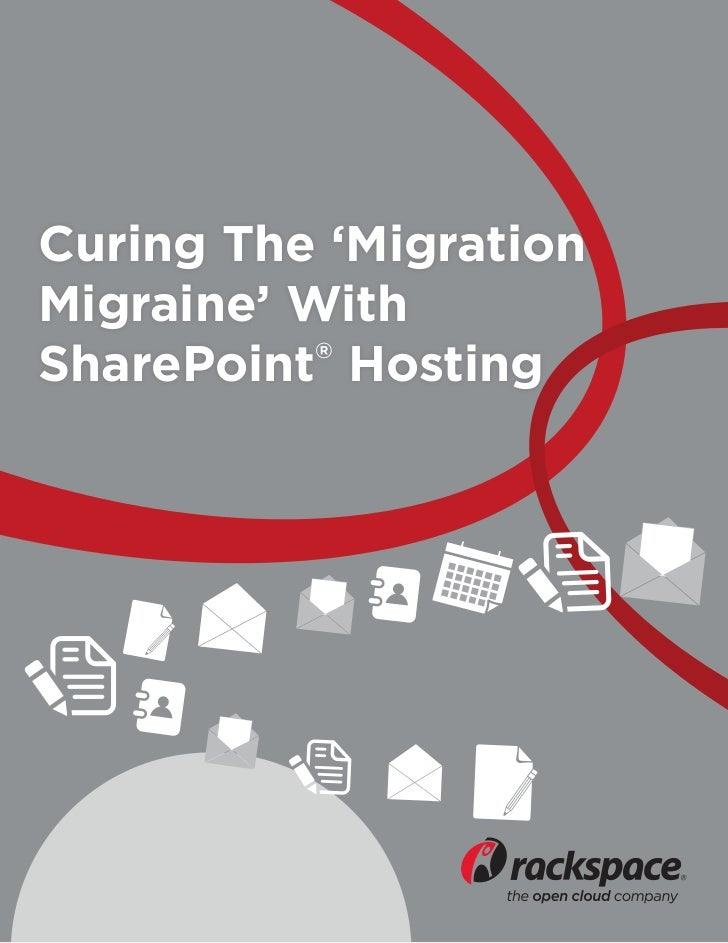 Curing the 'Migration Migraine' with SharePoint Hosting