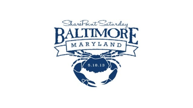 Share point saturday baltimore welcome
