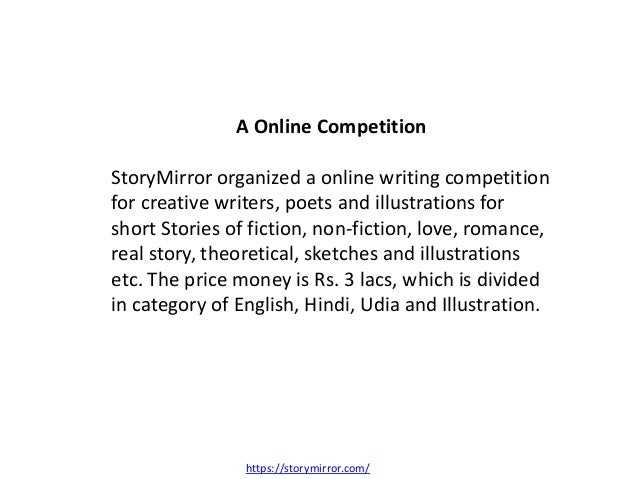 Share writing online