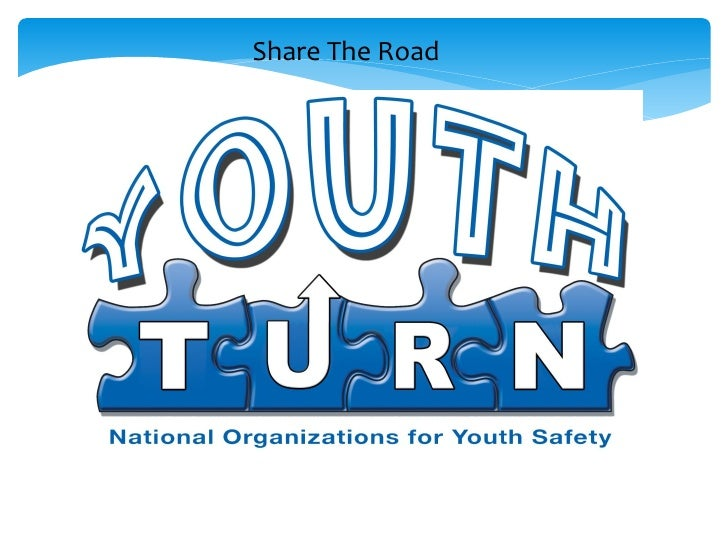 Share the Road: YOUTH-Turn