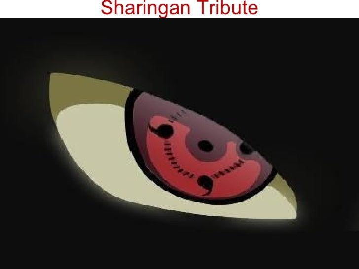 Sharingan Tribute