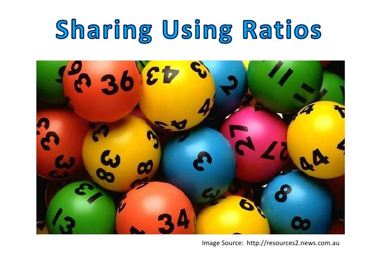 Sharing Using Ratios