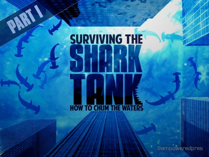 How to Survive the Shark Tank - Part 1 [Investor Tips] - #sharktank