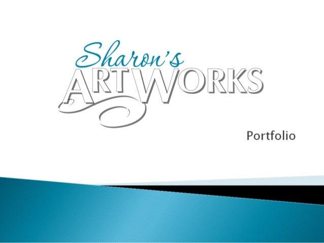 SharonsArtWorks@gmail.comwww.SharonsArtWorks.com