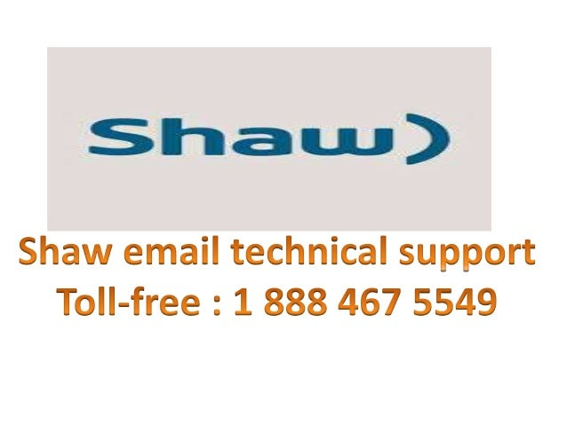how to create new email shaw