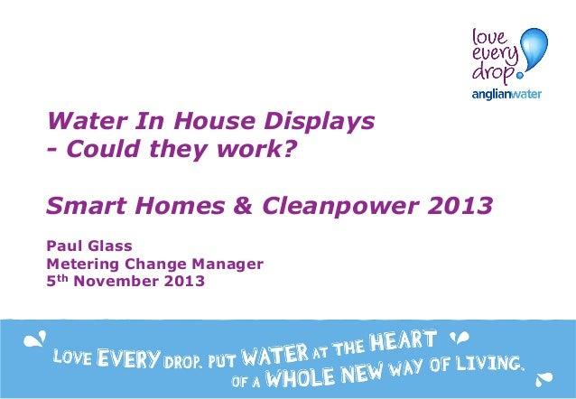 Smart Homes 2013 Cambridge Clair Longman