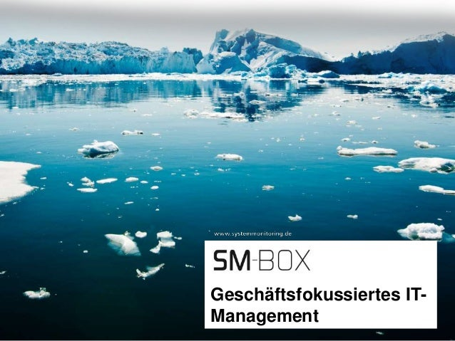 Geschäftsfokussiertes IT-Management