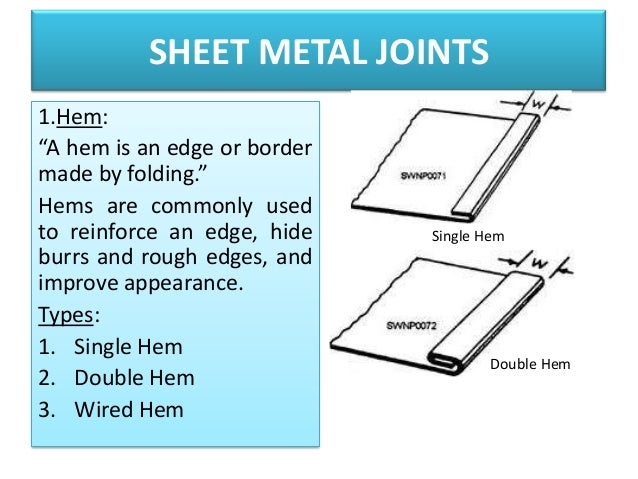 Hemming Machine Sheet Metal Sheet Metal Bending How To