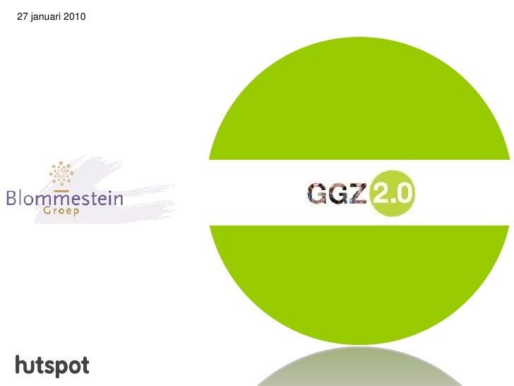 GGZ2.0 Blommestein Groep