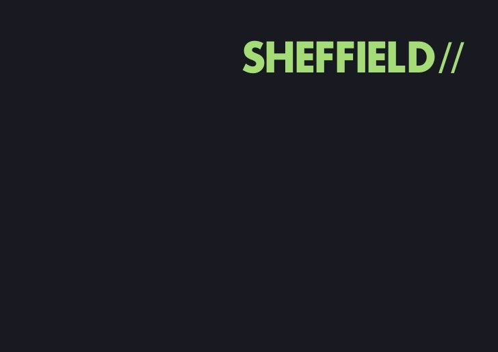 SHEFFIELD //