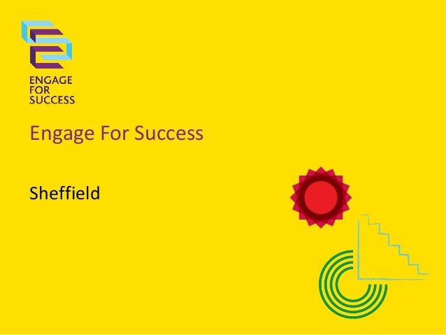 Engage For SuccessSheffield