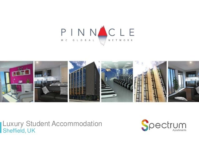 Luxury Student Accommodation Sheffield, UK