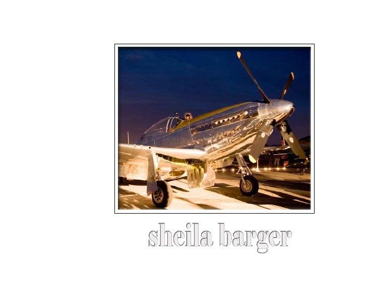 Sheila Barger Portfolio