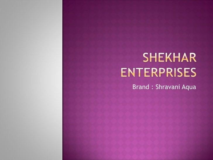 Shekhar enterprises