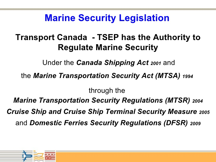 The economic benifits of marine transportation | Forum