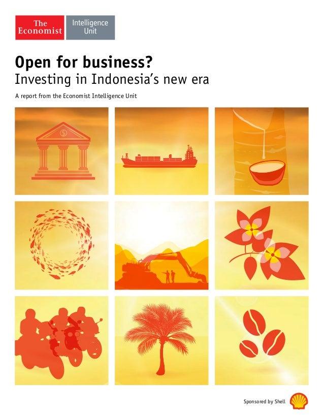 Indonesia Era in Indonesia's New Era a