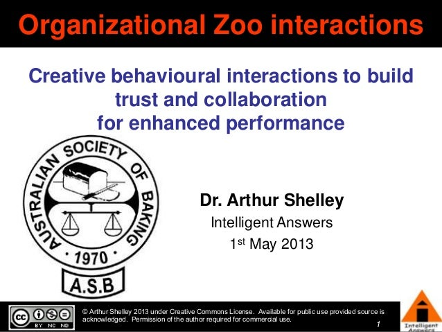 Shelley ASB Behavioural Workshop