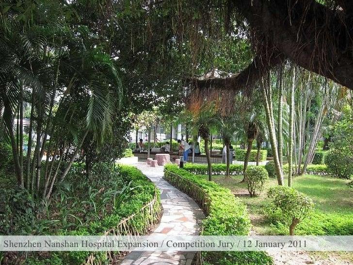 Shenzhen Nanshan Hospital Expansion / Competition Jury / 12 January 2011