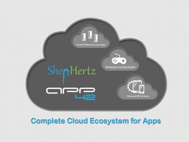 ShepHertz - A Complete Cloud Ecosystem for your Apps