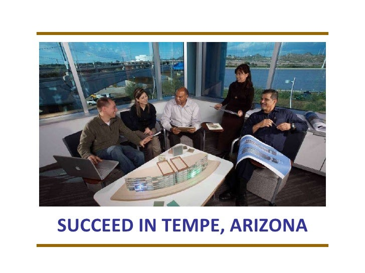 SUCCEED IN TEMPE, ARIZONA