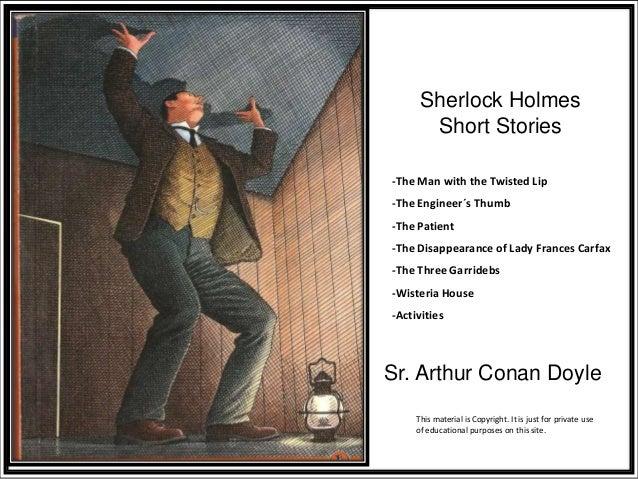 Sherlock holmes. short stories