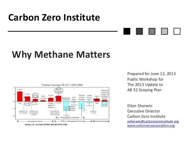 Carbon Zero InstitutePrepared for June 13, 2013Public Workshop forThe 2013 Update toAB 32 Scoping PlanElton SherwinExecuti...