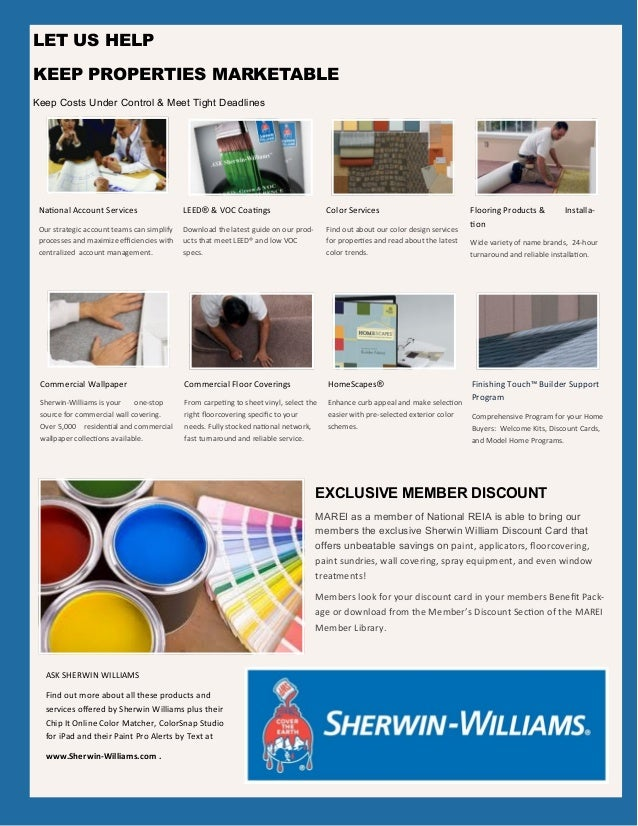 Sherwin williams ad