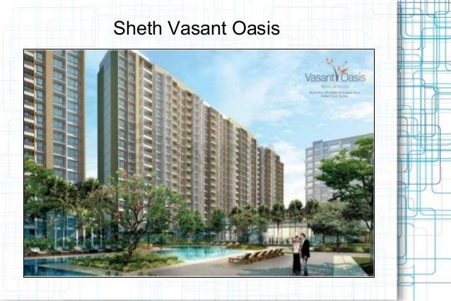 Sheth Vasant Oasis