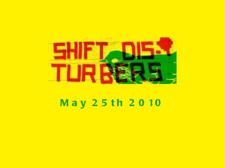 May 25th 2010