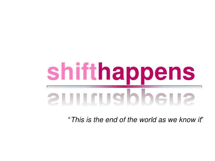 ShiftHappens HRM augustus 2010