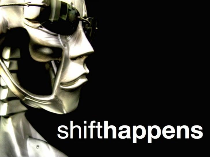 Shift Happens UK Version