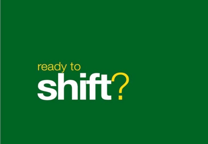 Shift profile