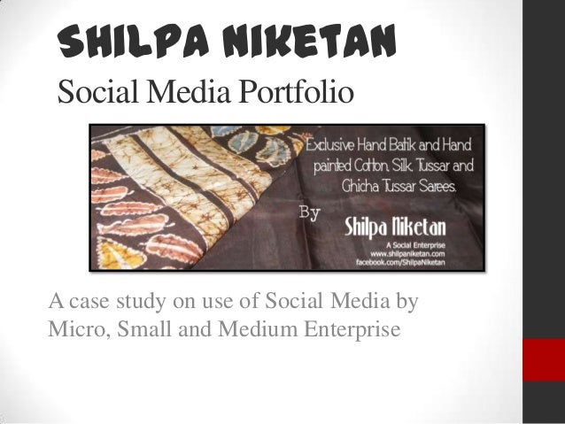 Social Media Saral for Shilpa Niketan - A case study