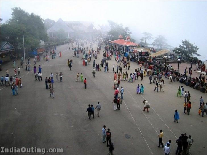 Shimla   Queen Of The Hills