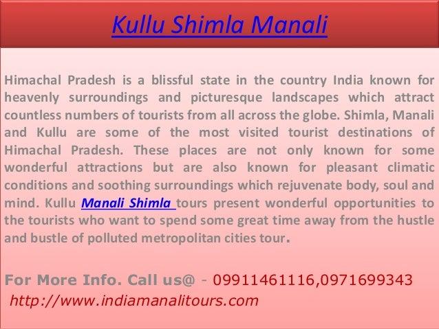 Shimla manali honeymoon packages 09911461116