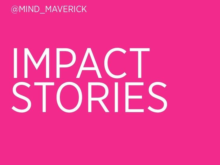 Storytelling for Change-makers