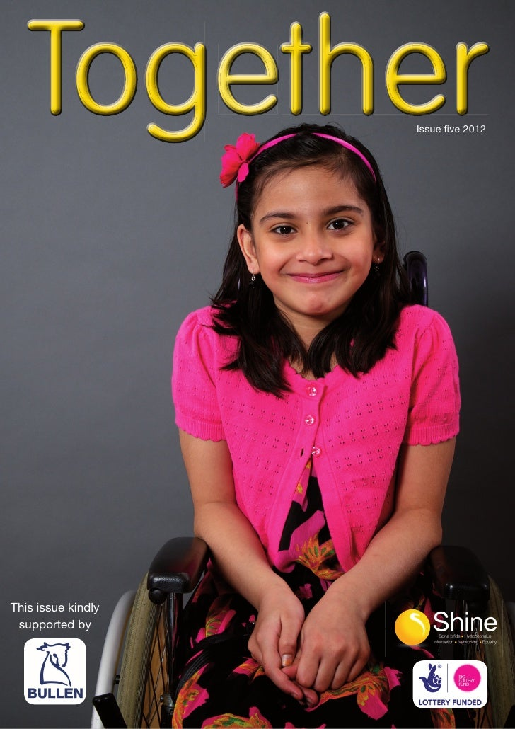 Toge   Together                          news                    Issue five 2012This issue kindly supported by            ...