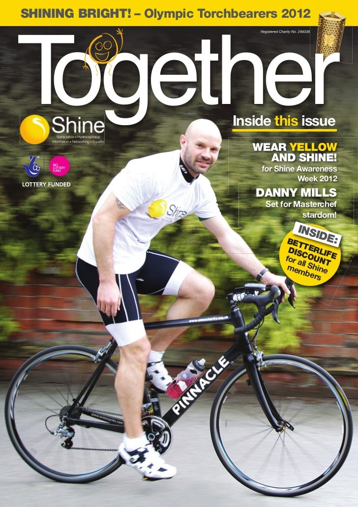 Shine_Together_AW_Layout 1 23/08/2012 11:59 Page 1       SHINING BRIGHT! – Olympic Torchbearers 2012                      ...