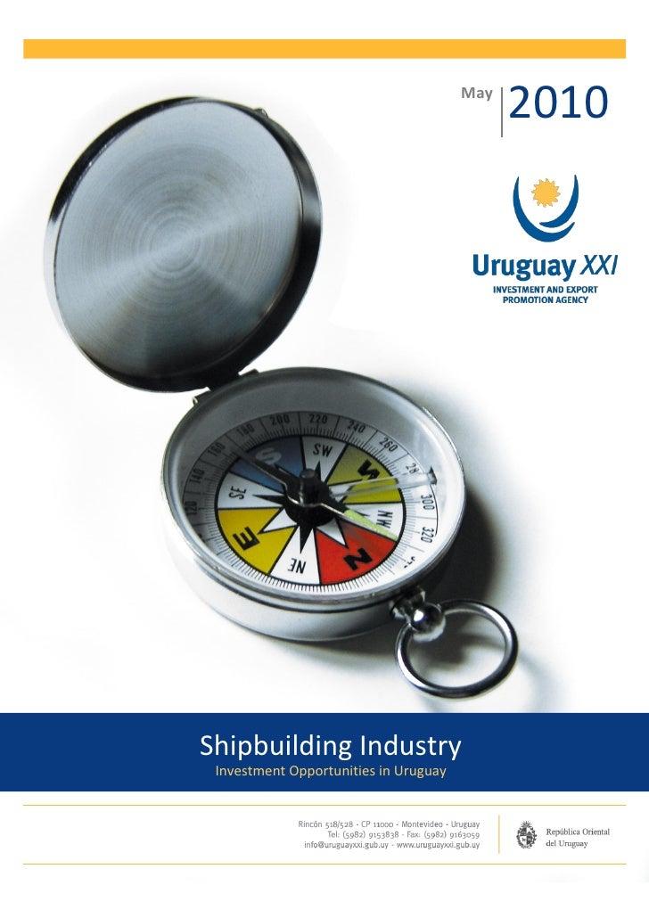 Shipbuilding Industry (May 2010)