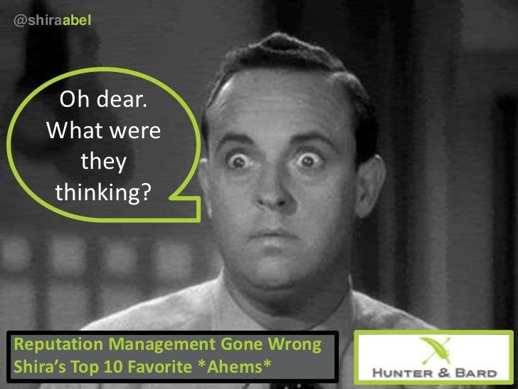 Shira abel smx reputation-management-presentation-january-2012-shira-abel-withmaster -sw