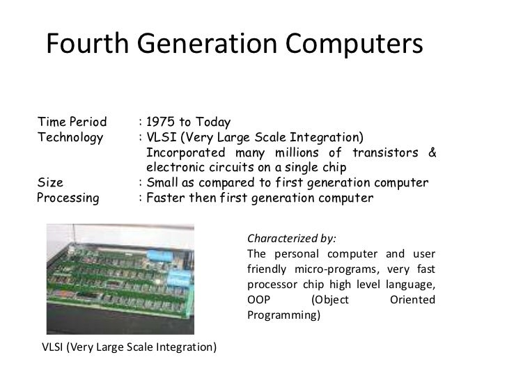 essay on generation of computer Examining the second generation of computers information technology second generation computers also if you are the original writer of this essay and.