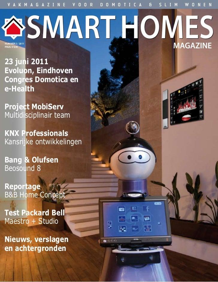 Smart Homes Magazine - April 2011