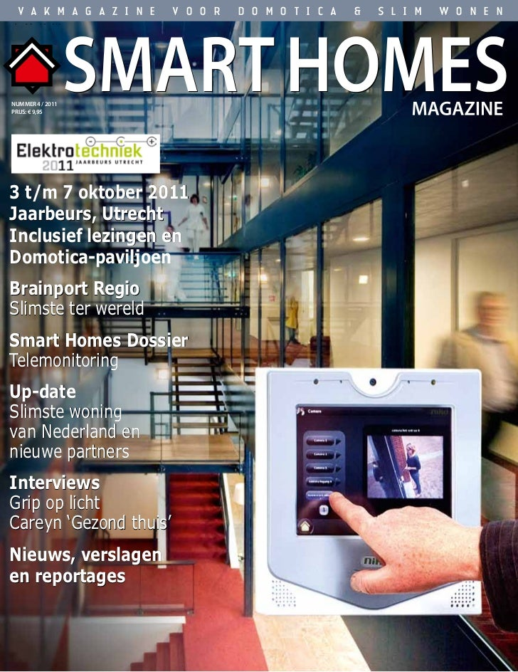 Smart Homes Magazine - September 2011