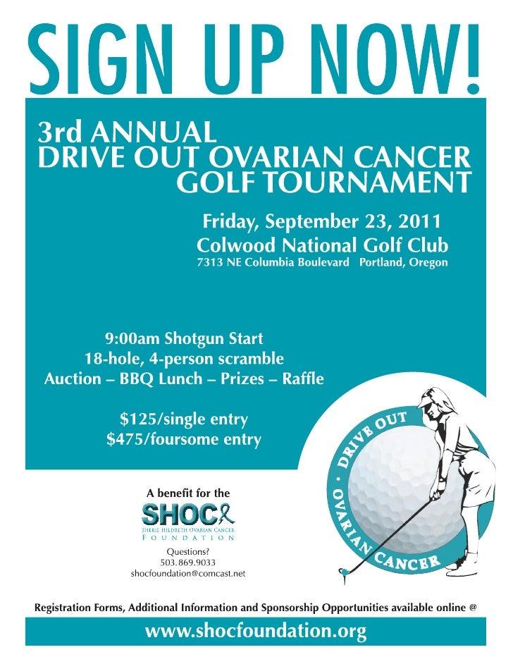 Shoc golf poster_2011