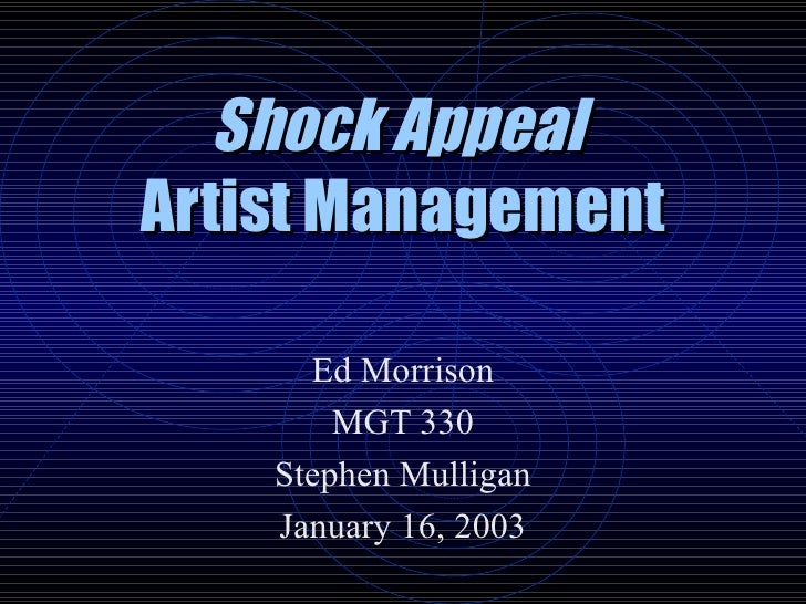 Shock Appeal