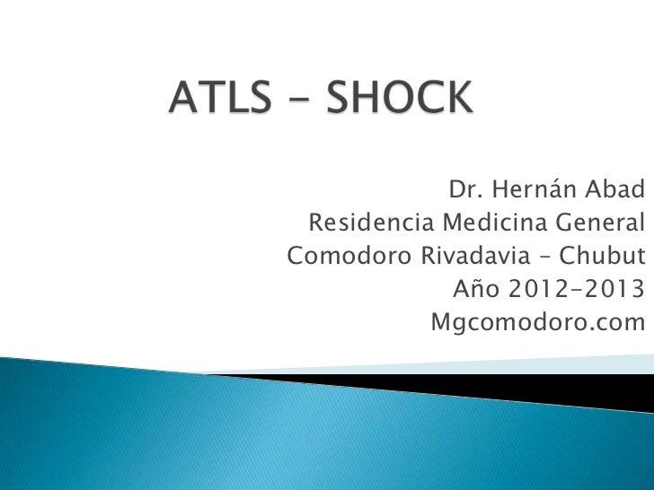 Shock (atls)