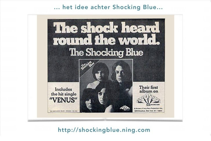 The Concept behind Shocking Blue